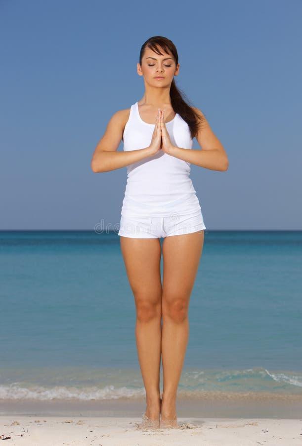 Forme physique chez les Caraïbe photo stock