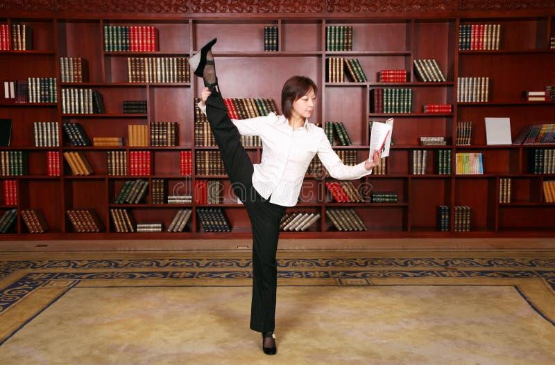Forme physique dans la bibliothèque photos libres de droits