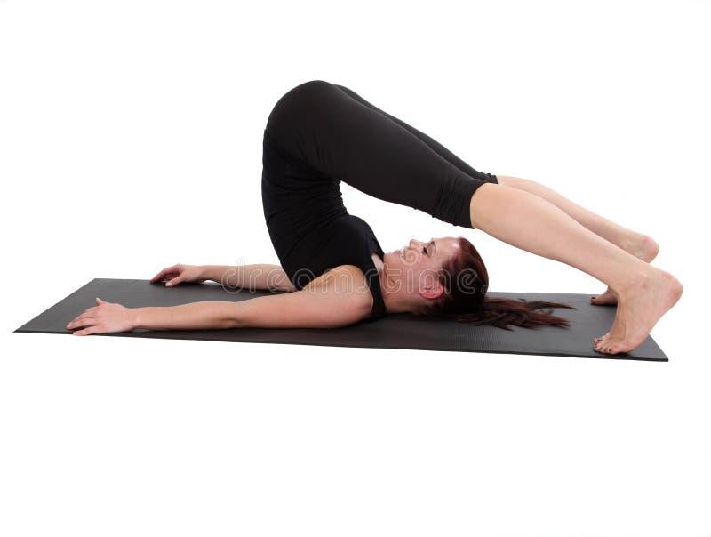 Forme physique - Pilates photos stock