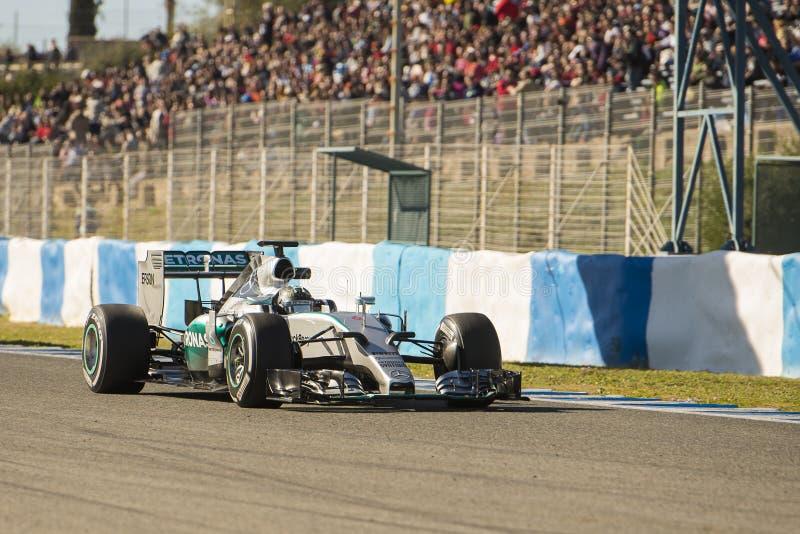 Formel 1, 2015: lizenzfreie stockfotos