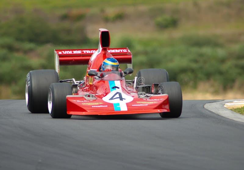Formel 5000 - Lola T430 stockfotografie