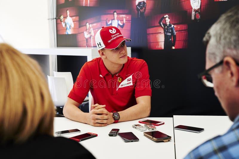 Formel 1 Spanien Grand Prix stockfotografie