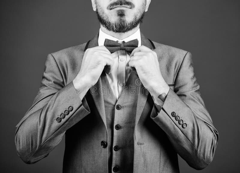 Formele dichte omhooggaand van het kostuumjasje Mannelijke manier en esthetisch Zakenman formele uitrusting Klassieke esthetische royalty-vrije stock foto's