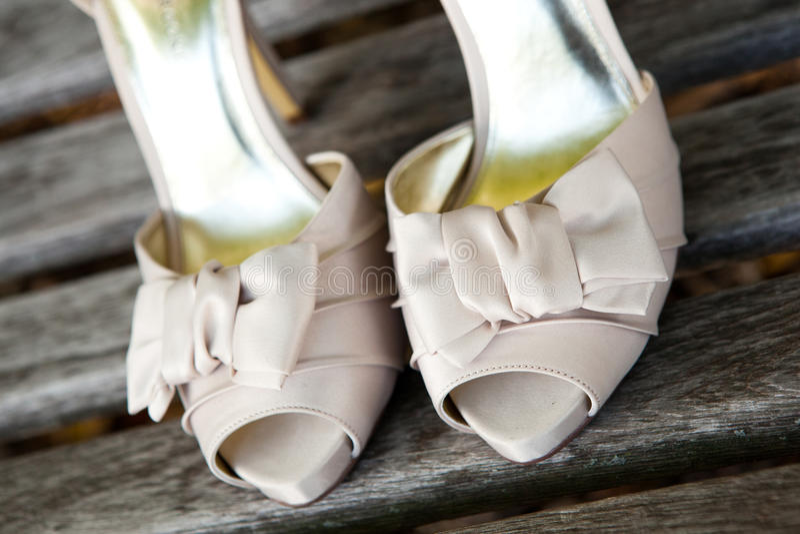 Formele schoenen stock afbeelding