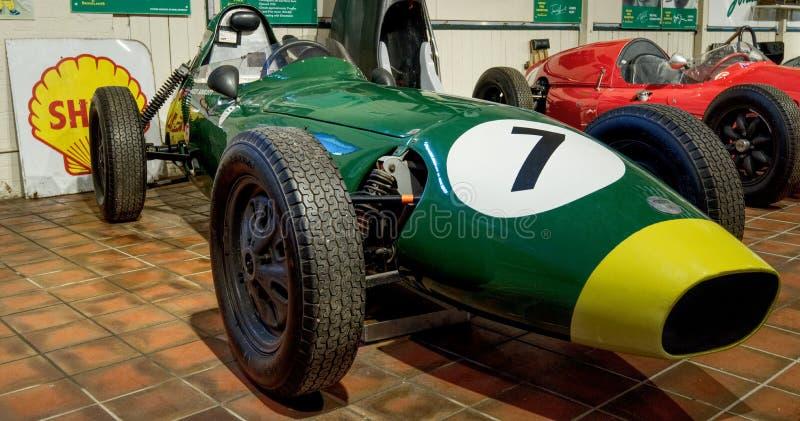 Formeljüngeres 1959 Elva 100 lizenzfreie stockfotografie