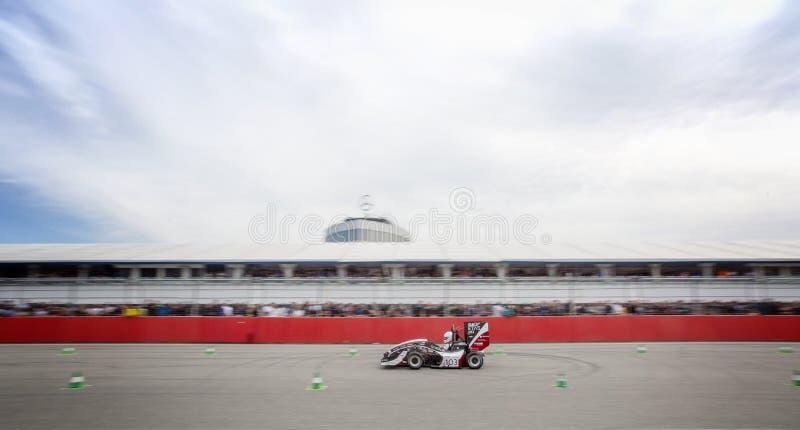 Formelstudent Germany arkivbilder