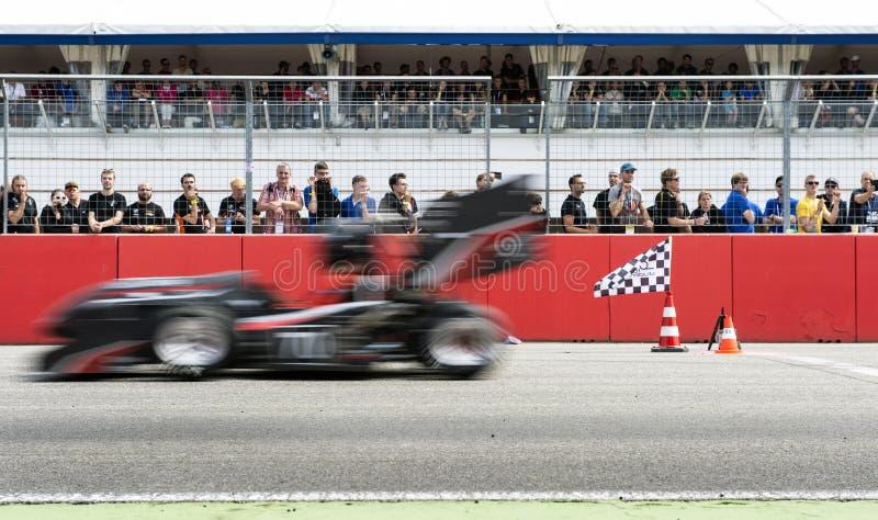 Formelstudent Germany Combustion Class fotografering för bildbyråer