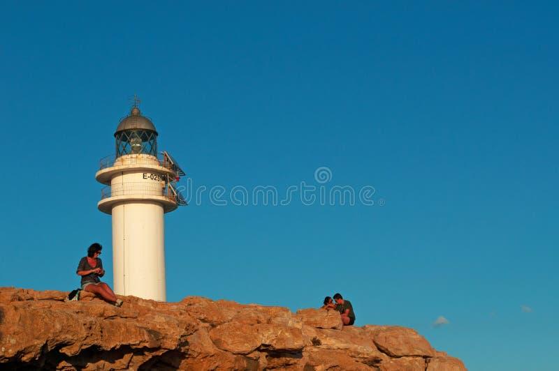 Download Formentera, Îles Baléares, Espagne, L'Europe Image stock éditorial - Image du fuite, horizontal: 76086179