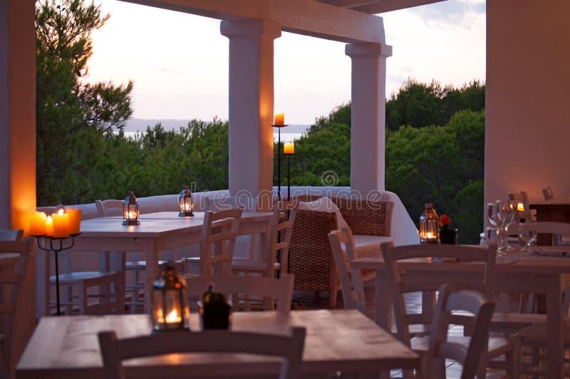 Download Formentera, Îles Baléares, Espagne, L'Europe Photographie éditorial - Image du restaurant, silence: 76086382