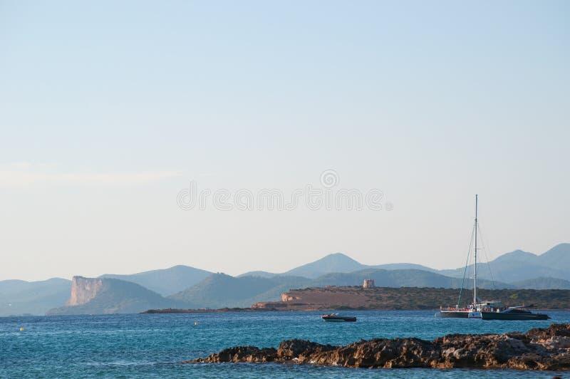Download Formentera, Îles Baléares, Espagne, L'Europe Image stock éditorial - Image du durée, bonheur: 76086389