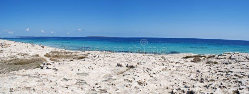 Download Formentera, Îles Baléares, Espagne, L'Europe Photographie éditorial - Image du climate, plongée: 76086457