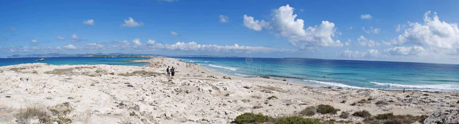 Formentera, Balearic Islands, Spain, Europe royalty free stock photography