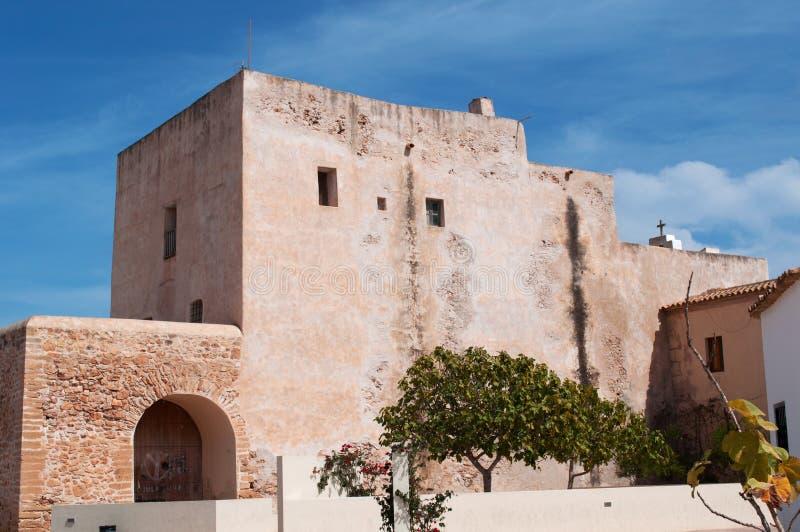 Formentera, de Balearen, Spanje, Europa stock afbeelding