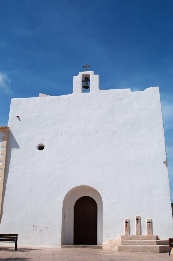 Formentera, de Balearen, Spanje, Europa royalty-vrije stock afbeelding