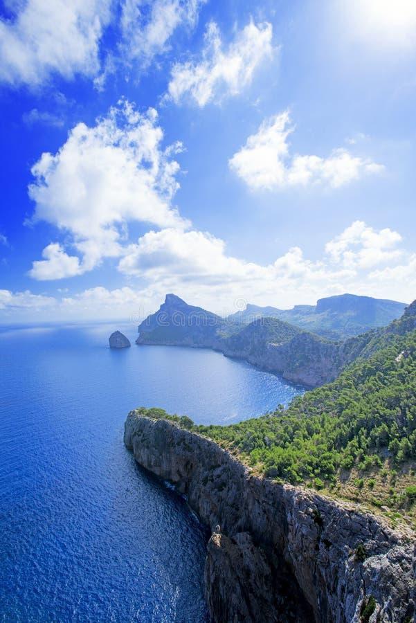 Download Formentor风景关闭 库存照片. 图片 包括有 海角, 海运, 天空, 和平, 蓝色, 旅游, 风景 - 59110826