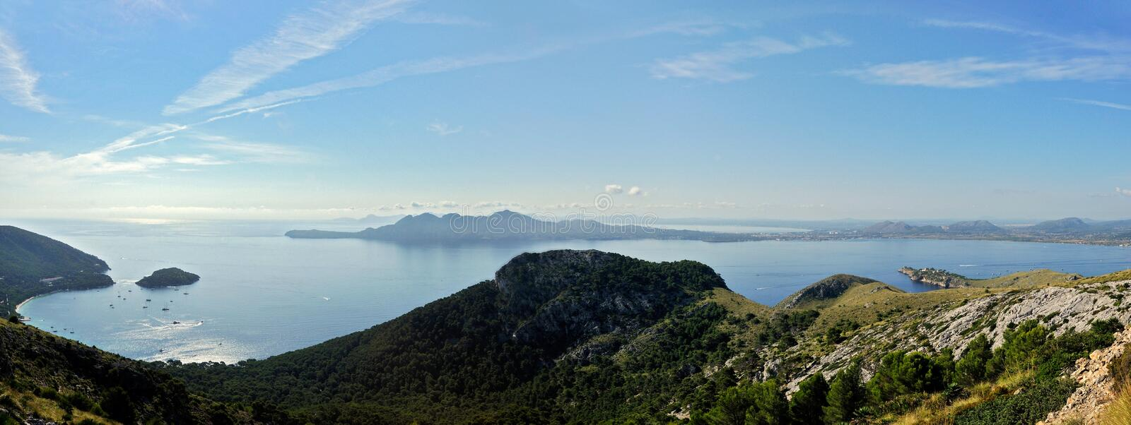 Download Formentor Beach & Alcudia Coast Stock Images - Image: 18523134