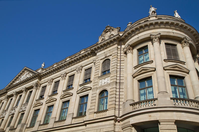 Download Former Bavarian State Bank Building, Munich Stock Photo - Image: 20605950