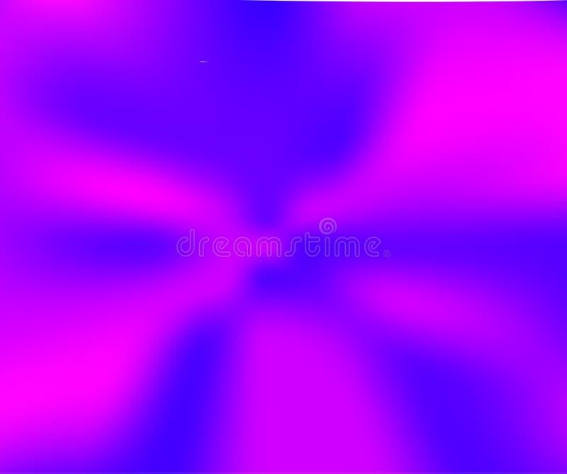Former för vätskelutning på blå bakgrund stock illustrationer