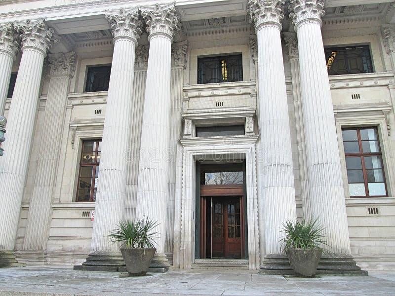 Former Glamorgan County Hall stock images