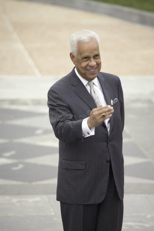 Former Governor Douglas Wilder Editorial Stock Photo