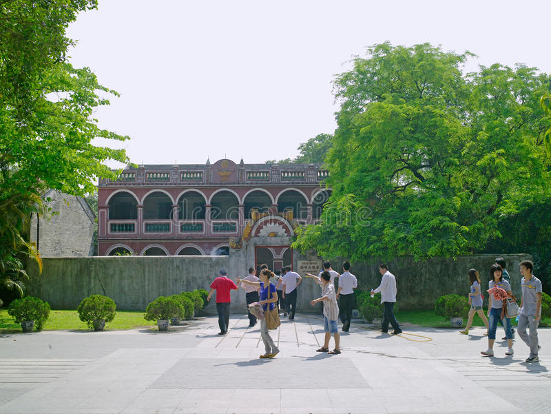 Download Former Residence Of Dr. Sun Yat-sen Editorial Stock Photo - Image: 21867403