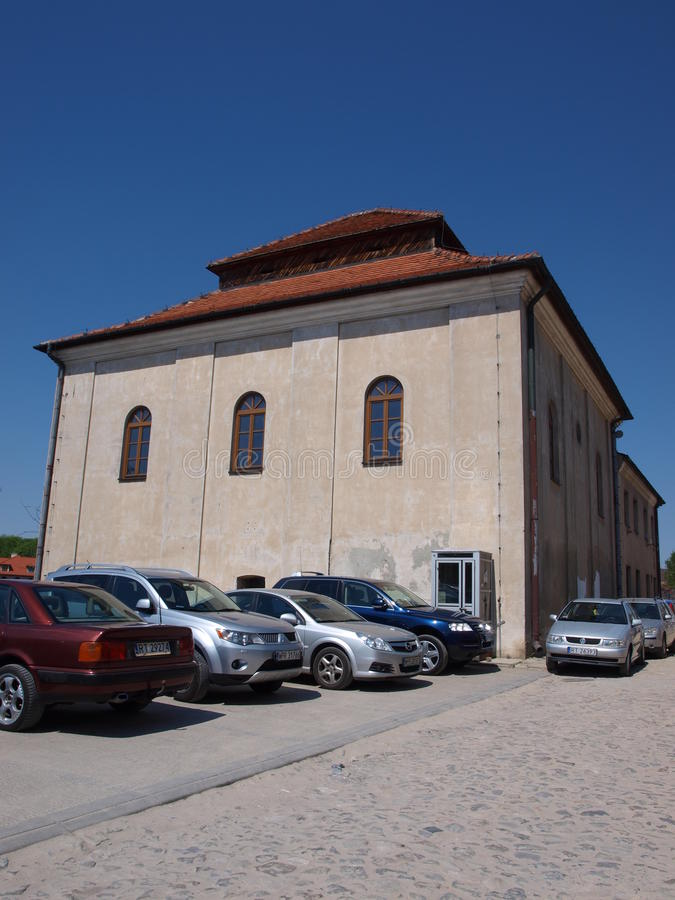 Download Former Synagogue, Sandomierz, Poland Editorial Stock Photo - Image: 24782808