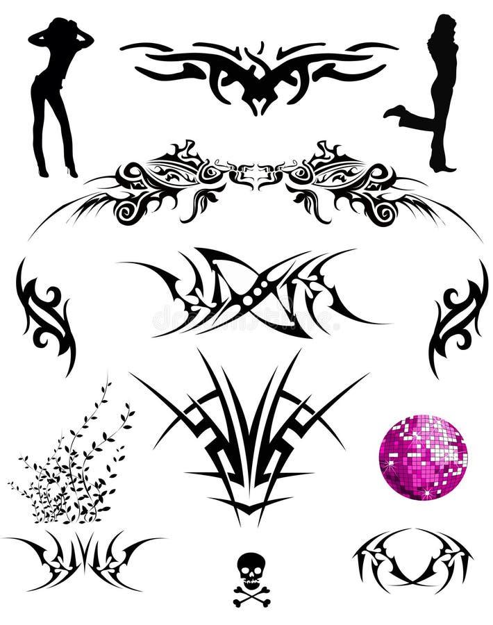 Download Formes illustration de vecteur. Illustration du mort, silhouette - 2139491