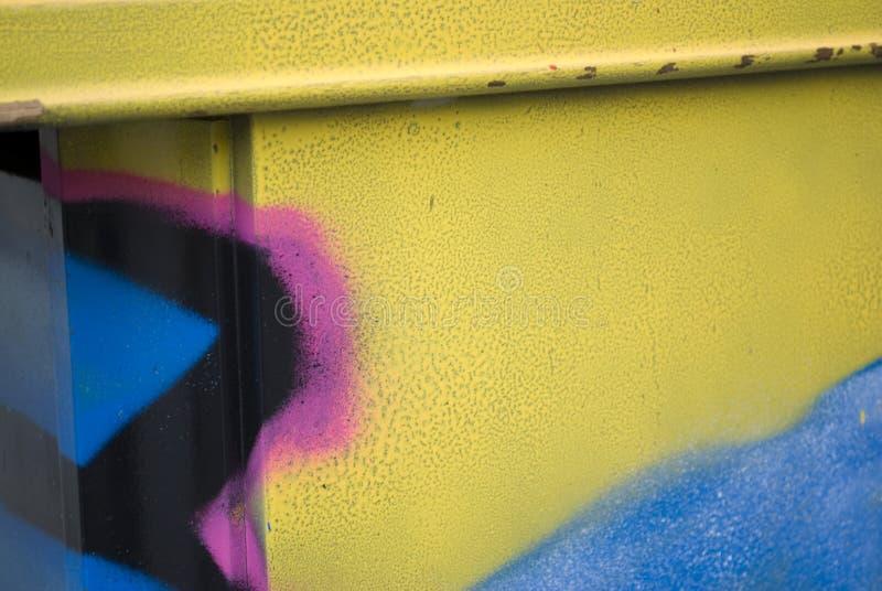 Formes abstraites colorées photos libres de droits