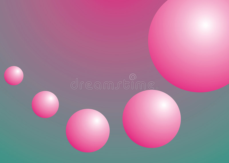 Formes de vecteur illustration stock