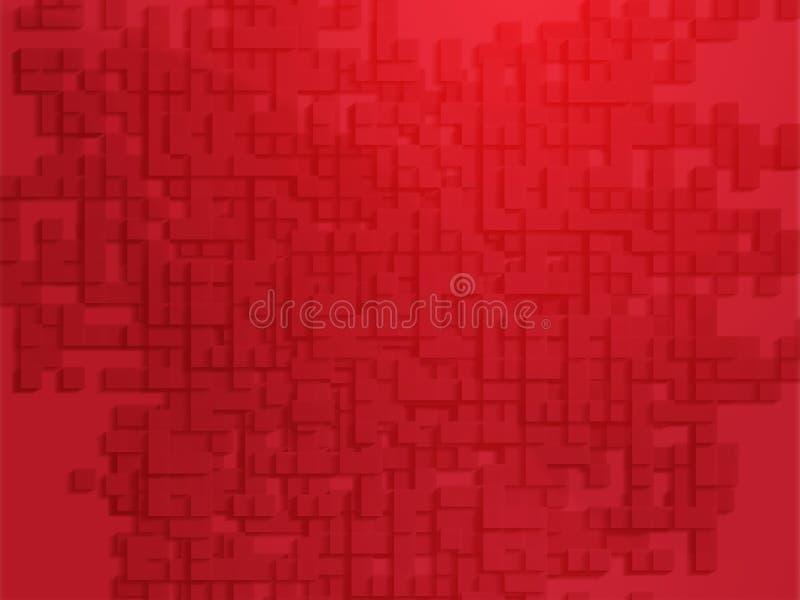 formes géométriques abstraites illustration libre de droits