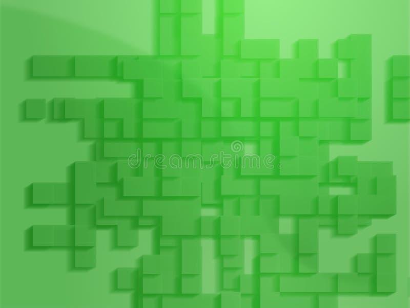 formes géométriques abstraites illustration stock