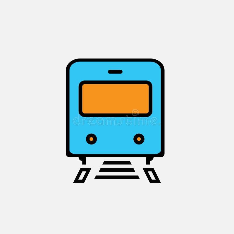 Formez l'icône, illustration de logo de vecteur d'ensemble, pictogramme linéaire rempli de couleur d'isolement sur le blanc illustration libre de droits