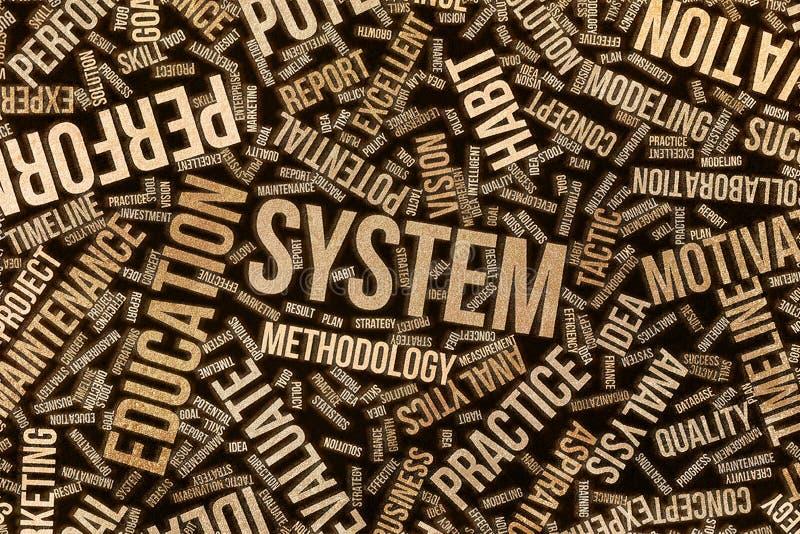 Formez le modèle de fond, bon pour la conception graphique Pratique, progrès, rugueux et aspirations illustration de vecteur