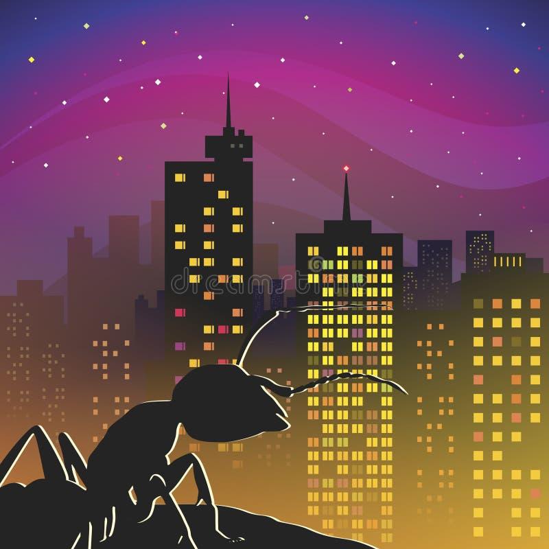 formica illustrazione di stock
