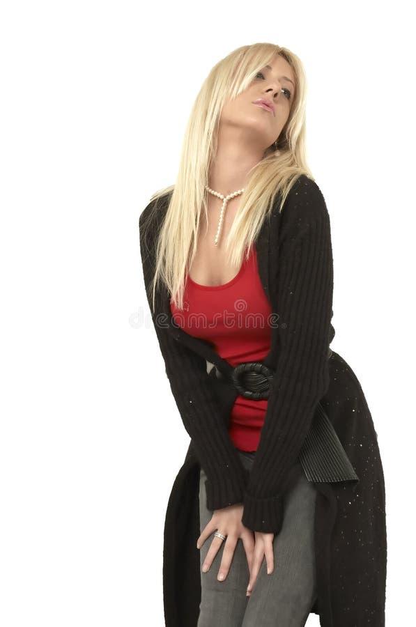 formie blond dziewczyny young zdjęcia royalty free