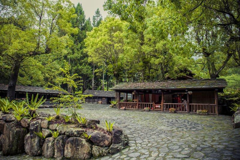Formosan αυτοώμον χωριό πολιτισμού στοκ φωτογραφία με δικαίωμα ελεύθερης χρήσης