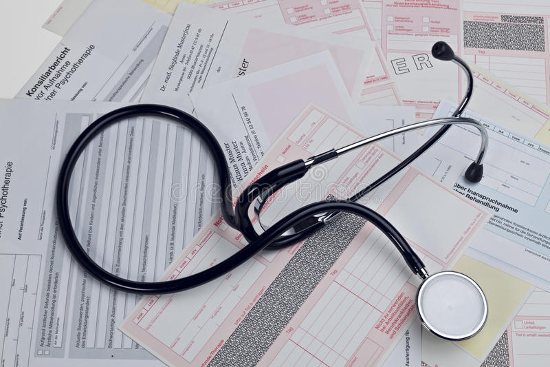 Download Forms stock image. Image of instrument, examination, diagnosis - 10149535