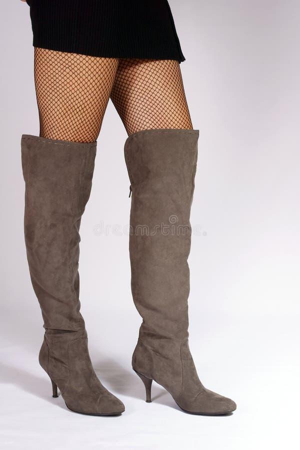 Formschöne Beine lizenzfreies stockfoto