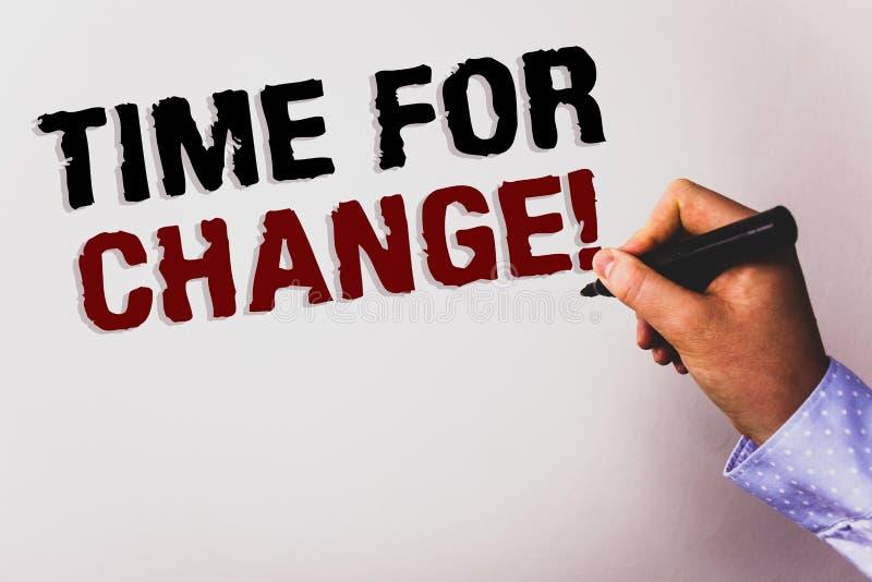 Formułuje writing teksta czas Dla zmiany Motywacyjnego wezwania Biznesowy pojęcie dla przemiany R Ulepsza transformatę Rozwija te zdjęcia royalty free