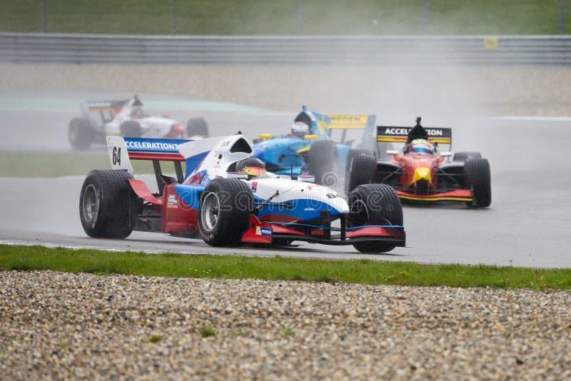 Formuły A1 GP zdjęcie stock