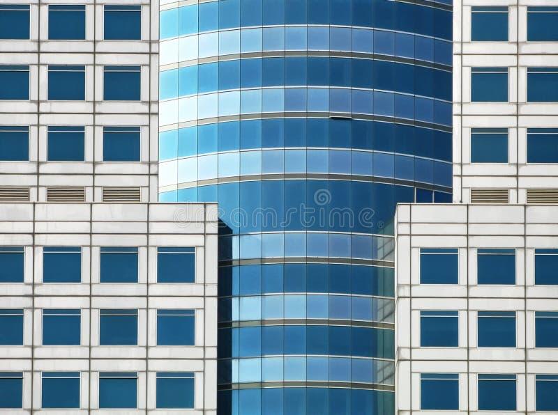 Formulário do teste padrão dos quadrados por janelas imagens de stock royalty free