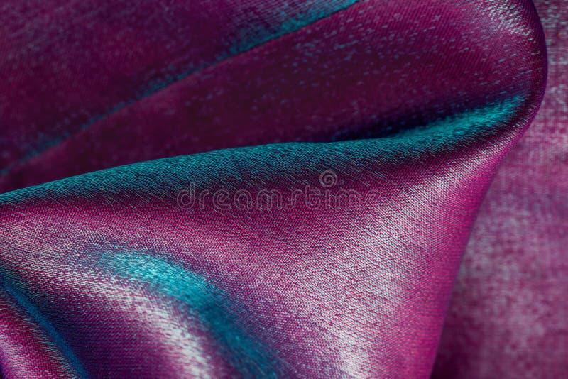 Formulários da textura azul e roxa da tela imagens de stock