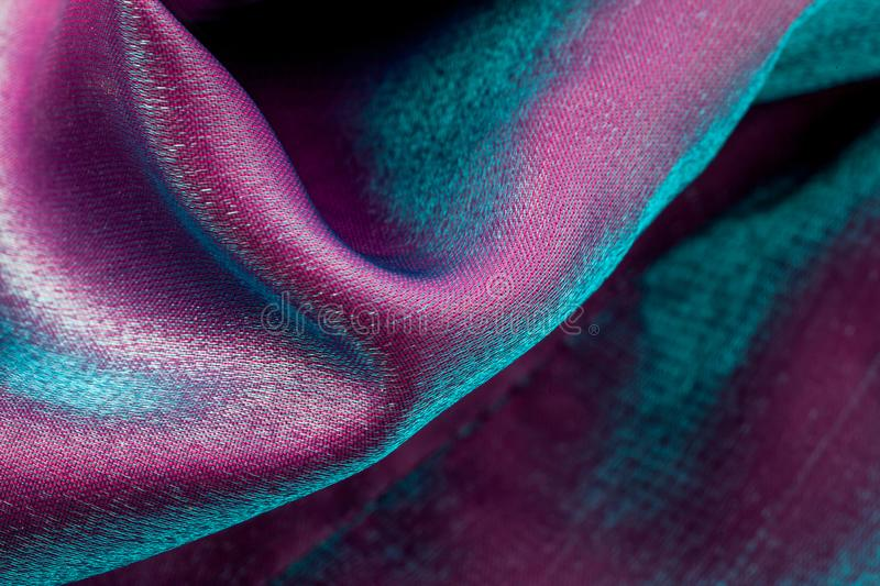 Formulários da textura azul e roxa da tela imagem de stock