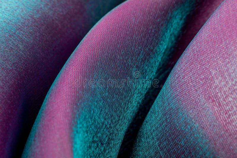 Formulários da textura azul e roxa da tela imagens de stock royalty free