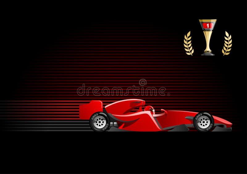 Download Formula 1 stock vector. Image of garland, formula, checker - 25914228