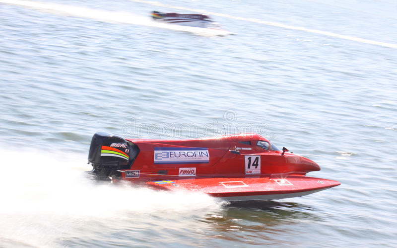 Download Formula 1 H2O Powerboat GrandPrix Editorial Photo - Image: 25769186