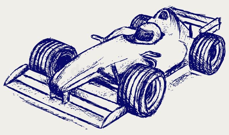 Download Formula 1 race stock vector. Illustration of childish - 26513683