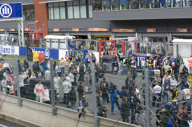Download Formula 1 Race Spa Francorchamps Editorial Photography - Image: 15856602