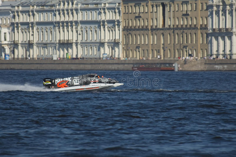 Download Formula 1 On Water, GP Russia Editorial Stock Photo - Image: 15105498