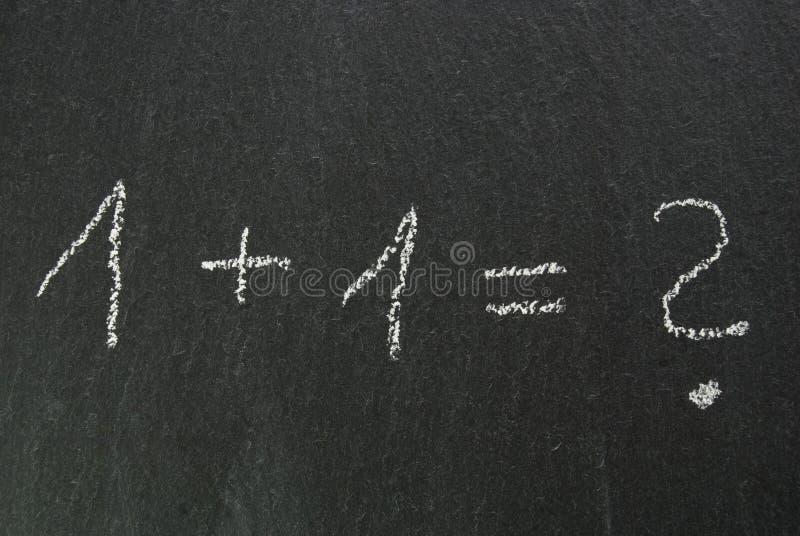 Download Formula on blackboard stock image. Image of material - 28042101